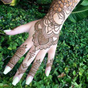 Jacquard Mendai Henna Kit Demo