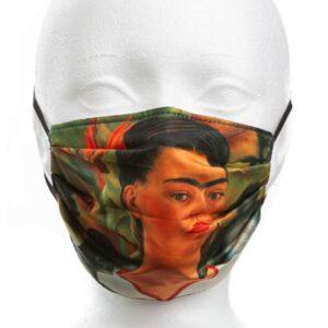 Jerrys Art Masks Frida Kahlo Demo
