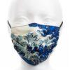 Jerrys Art Masks Kadansky Hokusai Wave Demo