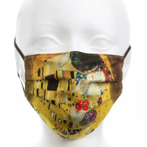 Jerrys Art Masks Klimt Kiss Demo