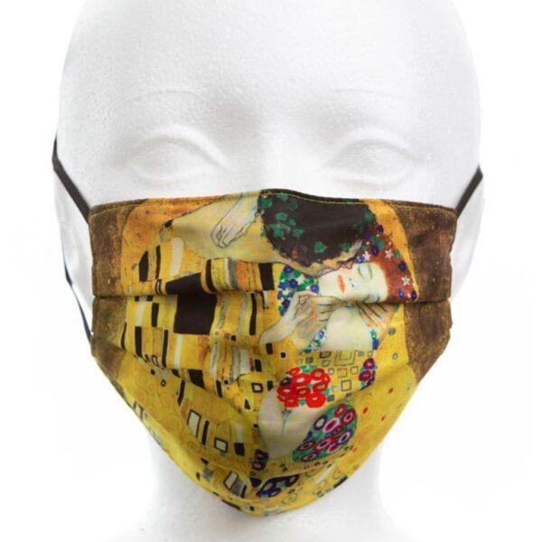 Jerrys Art Masks Klimt Kiss Demo