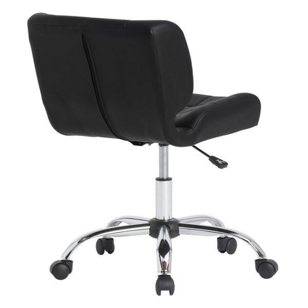 Studio Designs Black Crest Office Chair Back