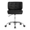 Studio Designs Black Crest Office Chair Front