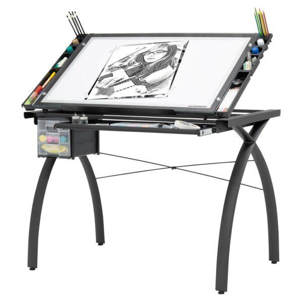 Studio Designs Futura Light Table Demo