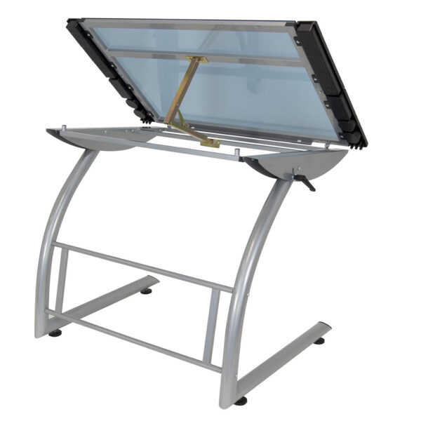 Studio Designs Triflex Drawing Table Back