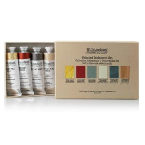 Williamsburg Selected Iridescent Color Set