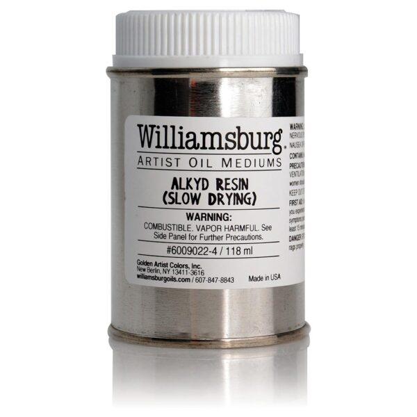 Williamsburg Alky Medium