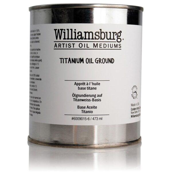 Williamsburg Titanium Oil Ground