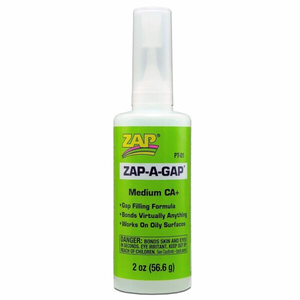 Zap Pt-01 Zap A Gap 2 Oz