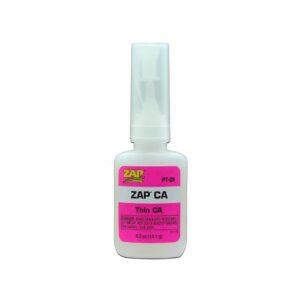 Zap Pt-09 Zap Ca Thin 1/2 Oz