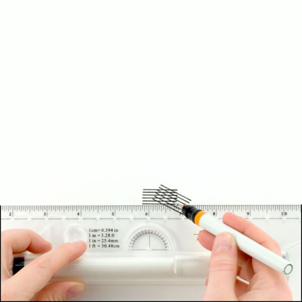 Accurit Rolling Ruler Line