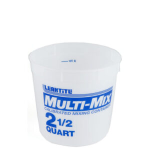 Art Alternatives Mulit Mix Tub 2.5 Quart