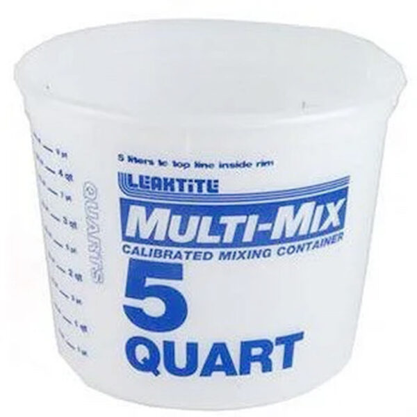 Art Alternatives Mulit Mix Tub 5 Quart