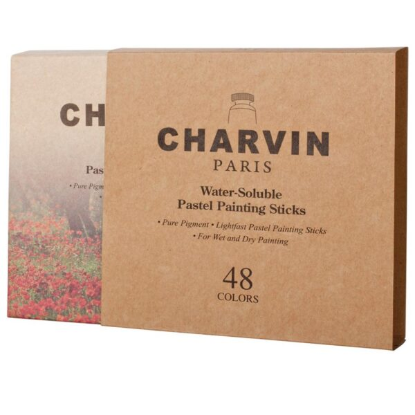 Charvin Painting Sticks Set of 48 Packaged
