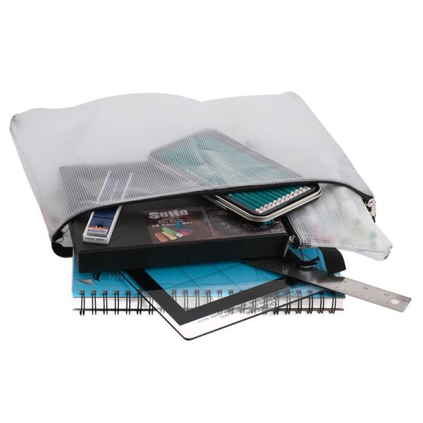 Creative Mark Mesh Zipper Bag Beauty