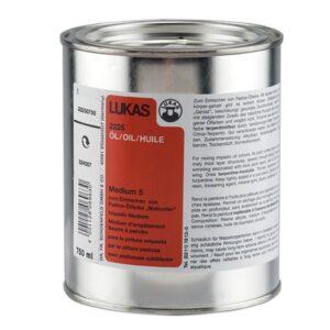 Lukas Painting Butter Impasto Medium 750ml