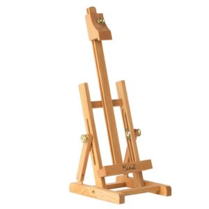 Manet Table Top Easel Angled