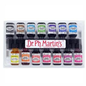 Dr Ph Martins Radiant Watercolor Set A Packaged