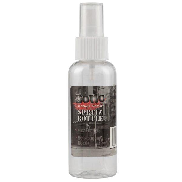Soho Spritz Bottle 4 Oz Closed