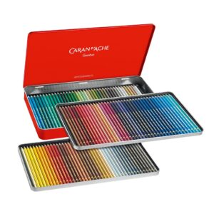Caran D Ache Pablo Pencil Set of 120