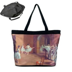 Galleria Tote Bag - Degas Ballet