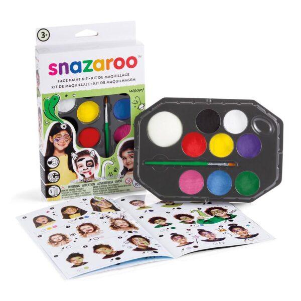 Snazaroo Face Paint Sets - Rainbow
