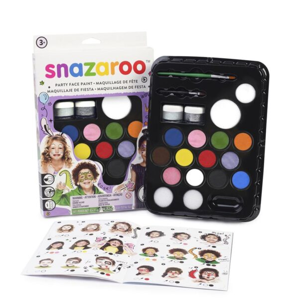 Snazaroo Face Paint Sets - Party Pack