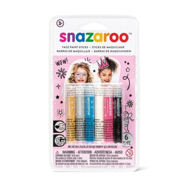 Snazaroo Face Paint Stick Sets - Fantasy 6pc